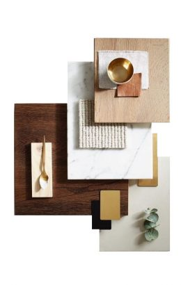 material board trannsitional
